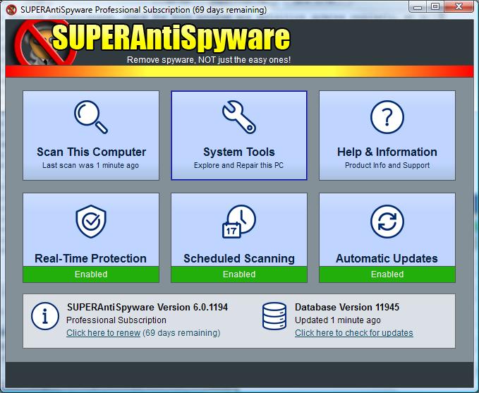 superantispyware pro crack